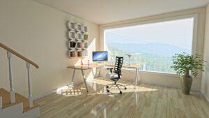 Mejora tu casa para hacer home office