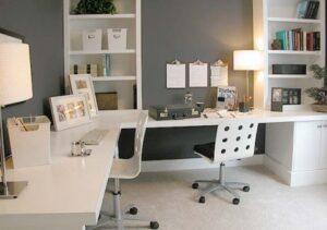 Diseño de interiores para home office